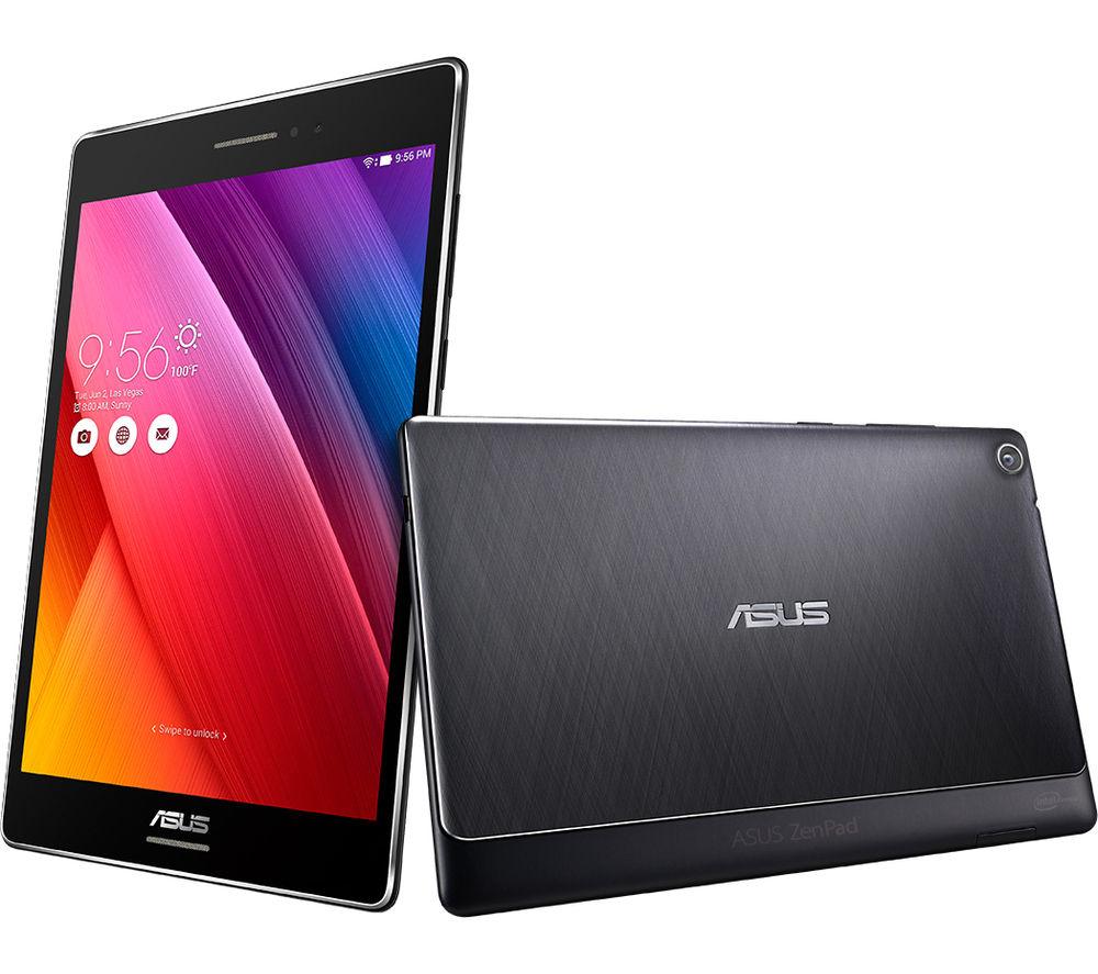 """Image of Asus ZenPad Z580C 8"""" Tablet - 16 GB, Black, Black"""