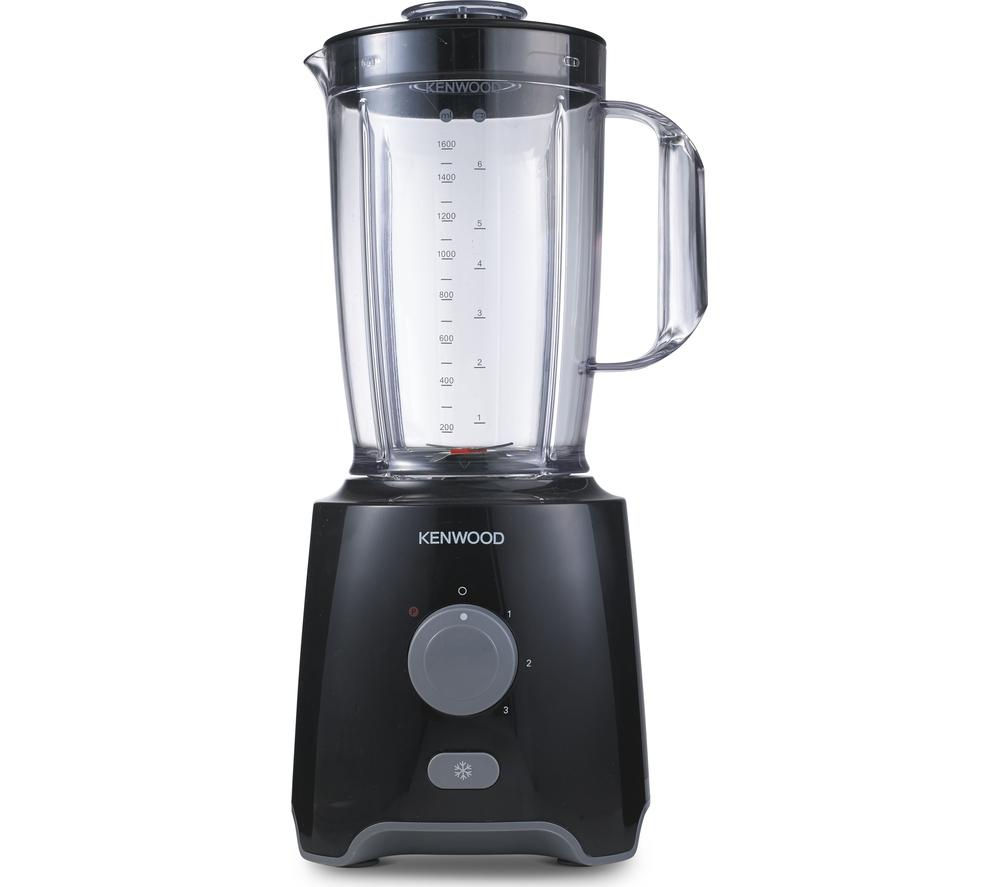 Currys Small Kitchen Appliances Buy Kenwood Blp400bk Blender Black Free Delivery Currys