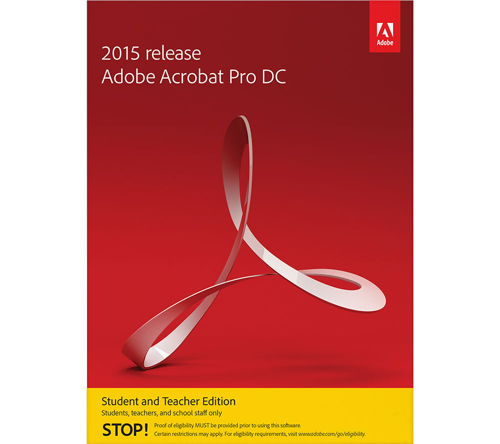 adobe acrobat student version