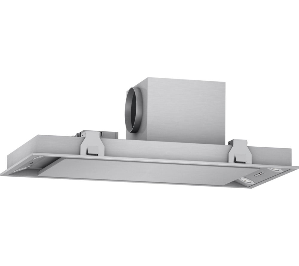NEFF I99C68N1GB Canopy Cooker Hood - Stainless Steel
