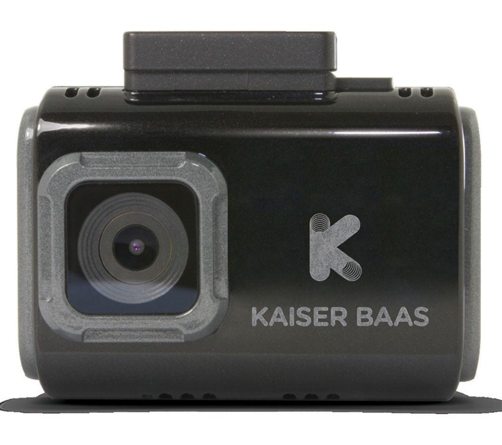KAISER BAAS R30 Dash Cam - Black + Ultra Performance Class 10 microSD Memory Card - 32 GB
