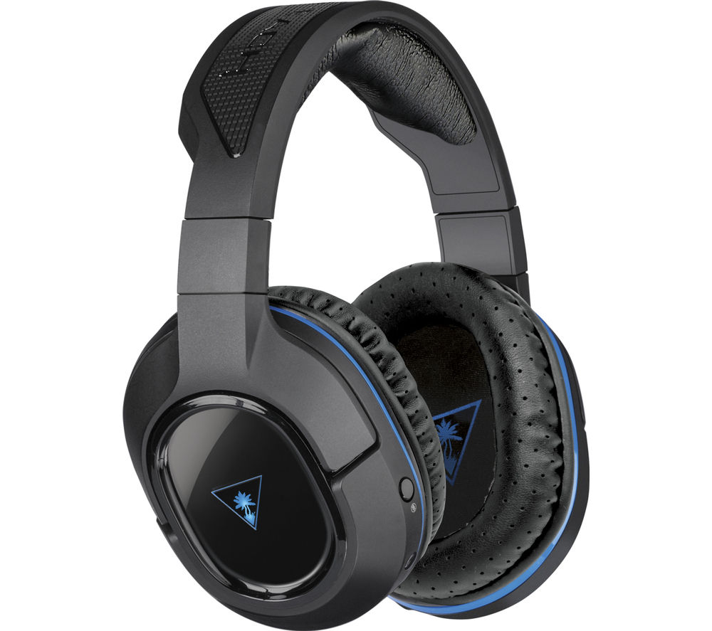 buy turtle beach earforce stealth 500p wireless 7 1 gaming. Black Bedroom Furniture Sets. Home Design Ideas