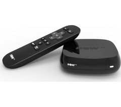 NOW TV Box - 6 Months Entertainment Bundle
