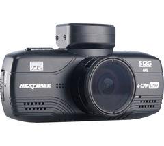 NEXTBASE Ultra iNCarCam 512G Dash Cam - Black