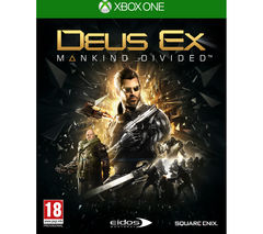 XBOX ONE Deus Ex: Mankind Divided