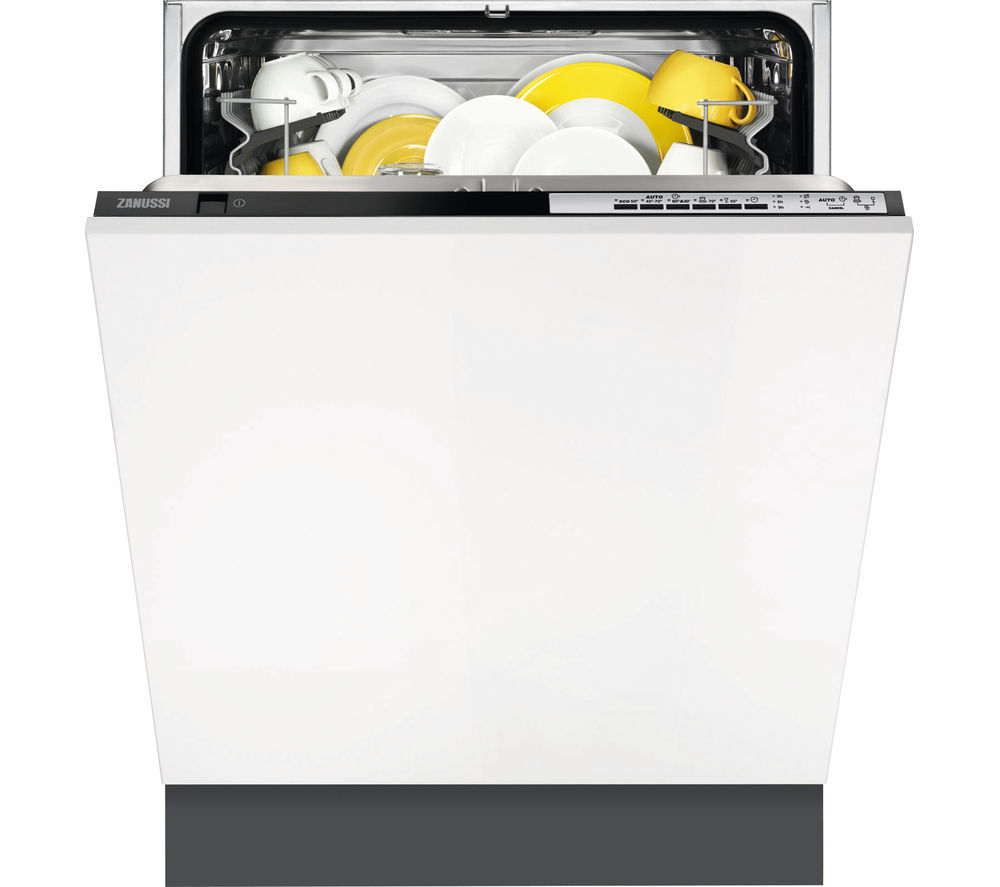 ZANUSSI  ZDT24001FA Fullsize Integrated Dishwasher
