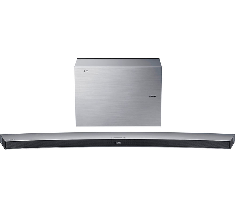 Buy samsung hw j7501r 4 1 wireless curved sound bar free for Samsung sound bar