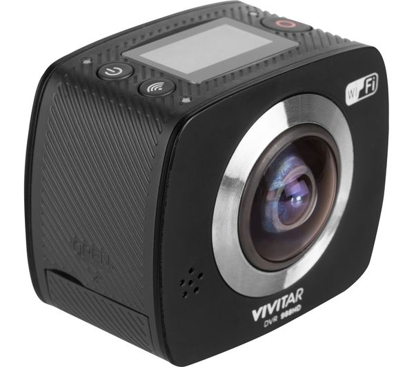 how to connect action camera to pc
