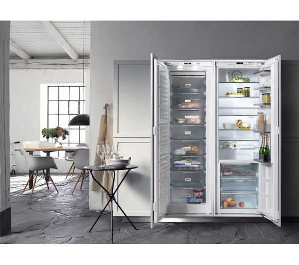 Buy MIELE K37472 iD Integrated Tall Fridge | Free Delivery | Currys