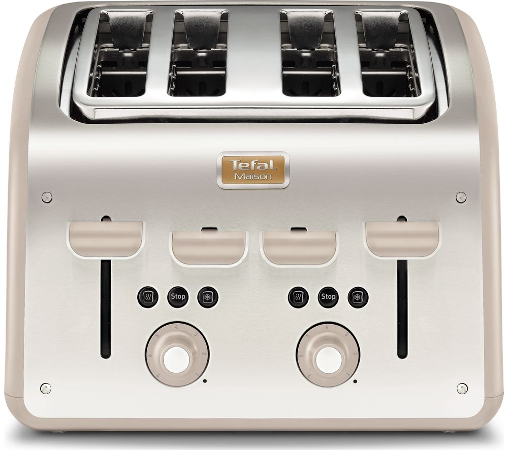 TEFAL Maison TT770AUK 4-Slice Toaster Review