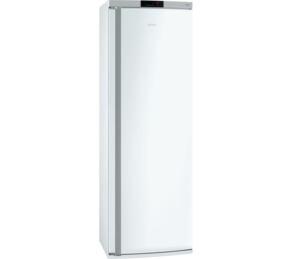 Image of AEG A72710GNW0 Tall Freezer - White, White
