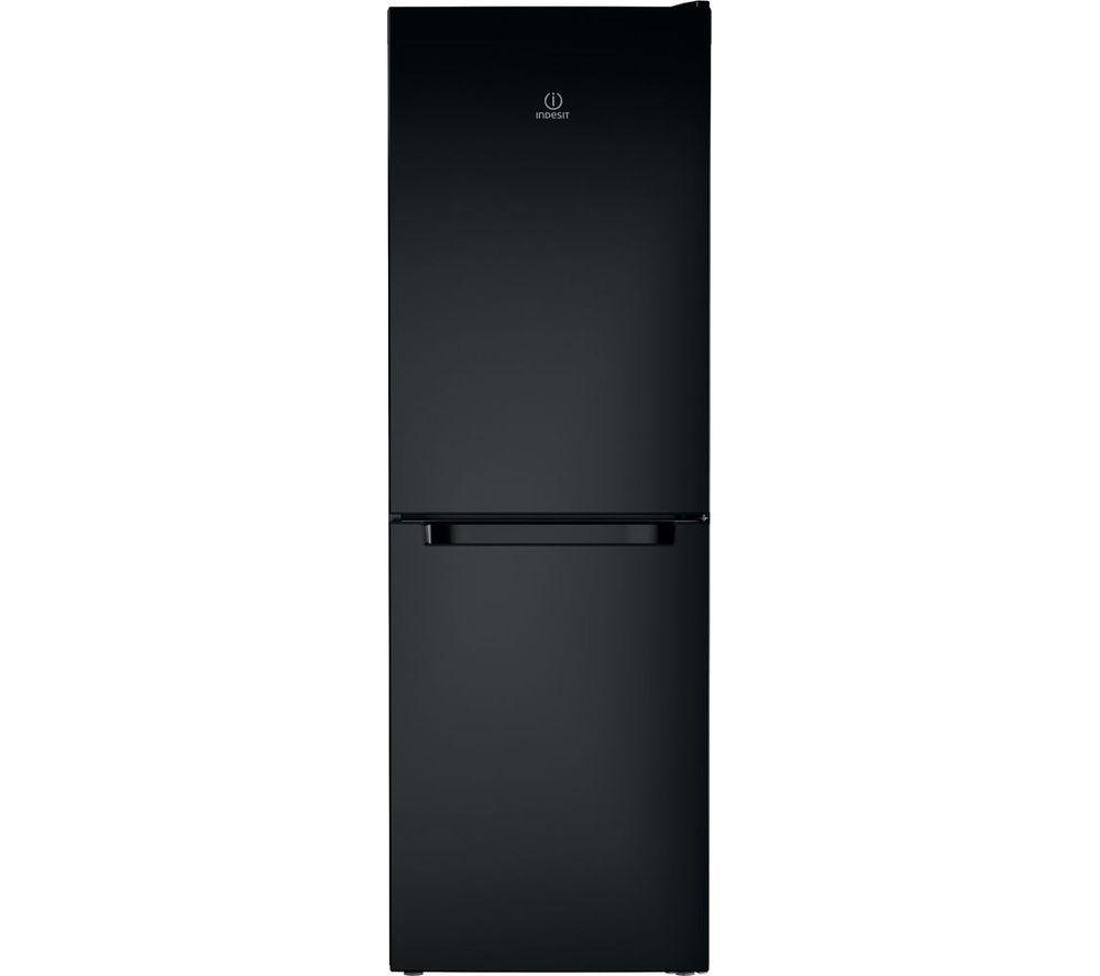 INDESIT  LD70N1K Fridge Freezer  Black Black