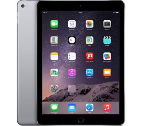 An image of APPLE iPad Air 2 - 32 GB, Space Grey