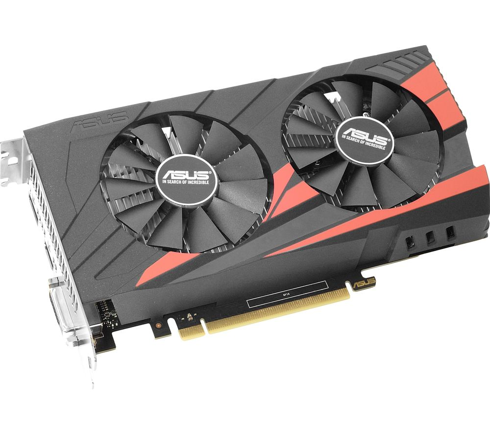 asus geforce gtx 1050 ti graphics card