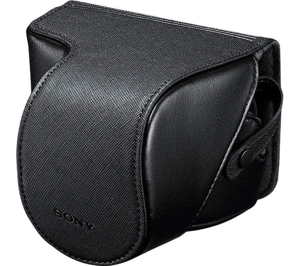 SONY LCS-EJC3 Compact System & DSLR Camera Case - Black