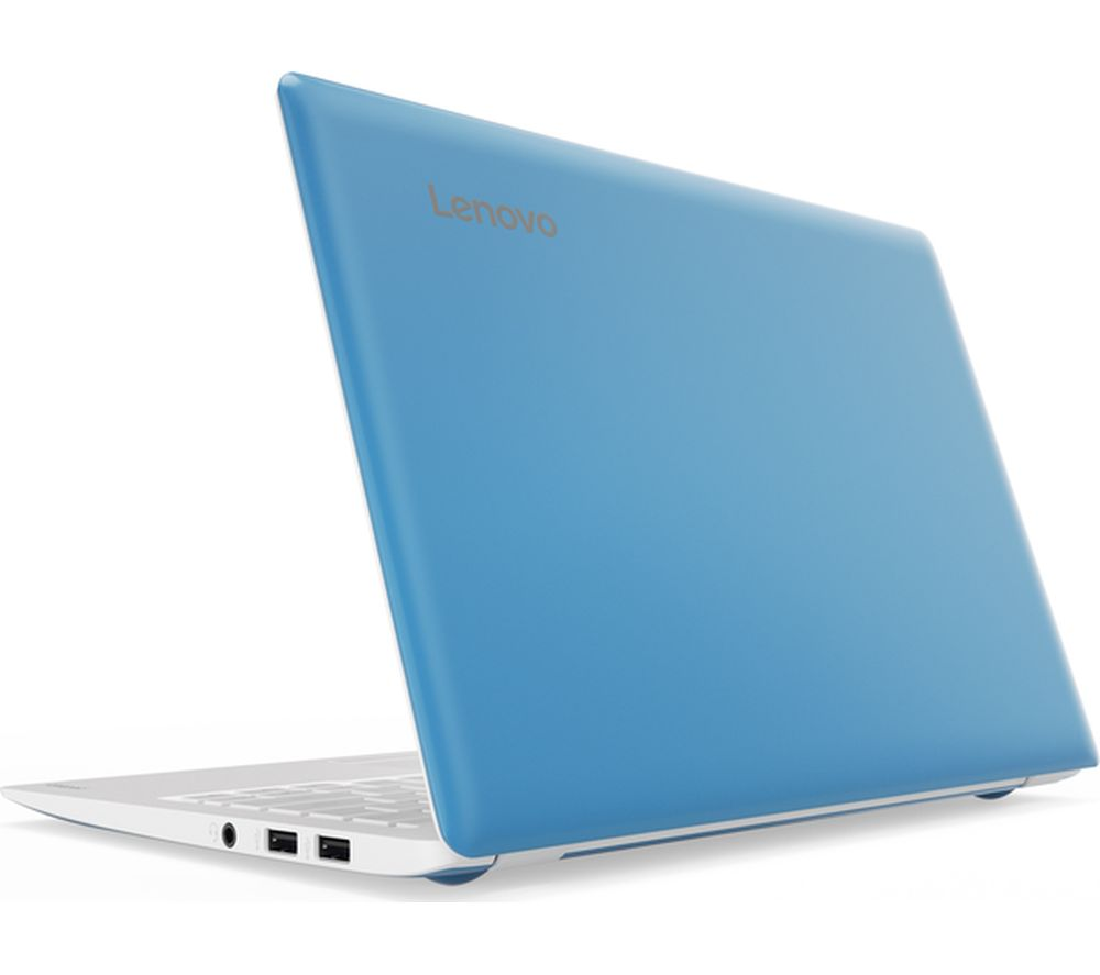 "LENOVO Ideapad 110S-11IBR 11.6"" Laptop - Blue"