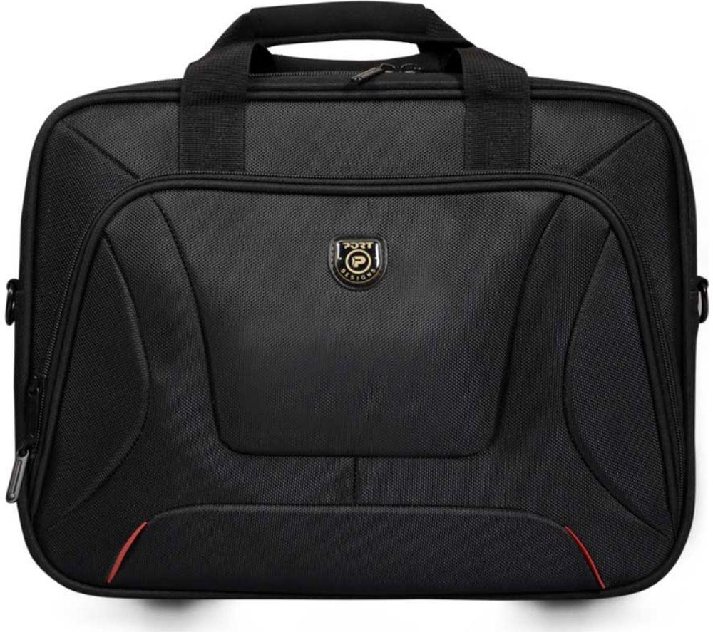 """PORT DESIGNS Courchevel 15.6"""" Laptop Case - Black"""