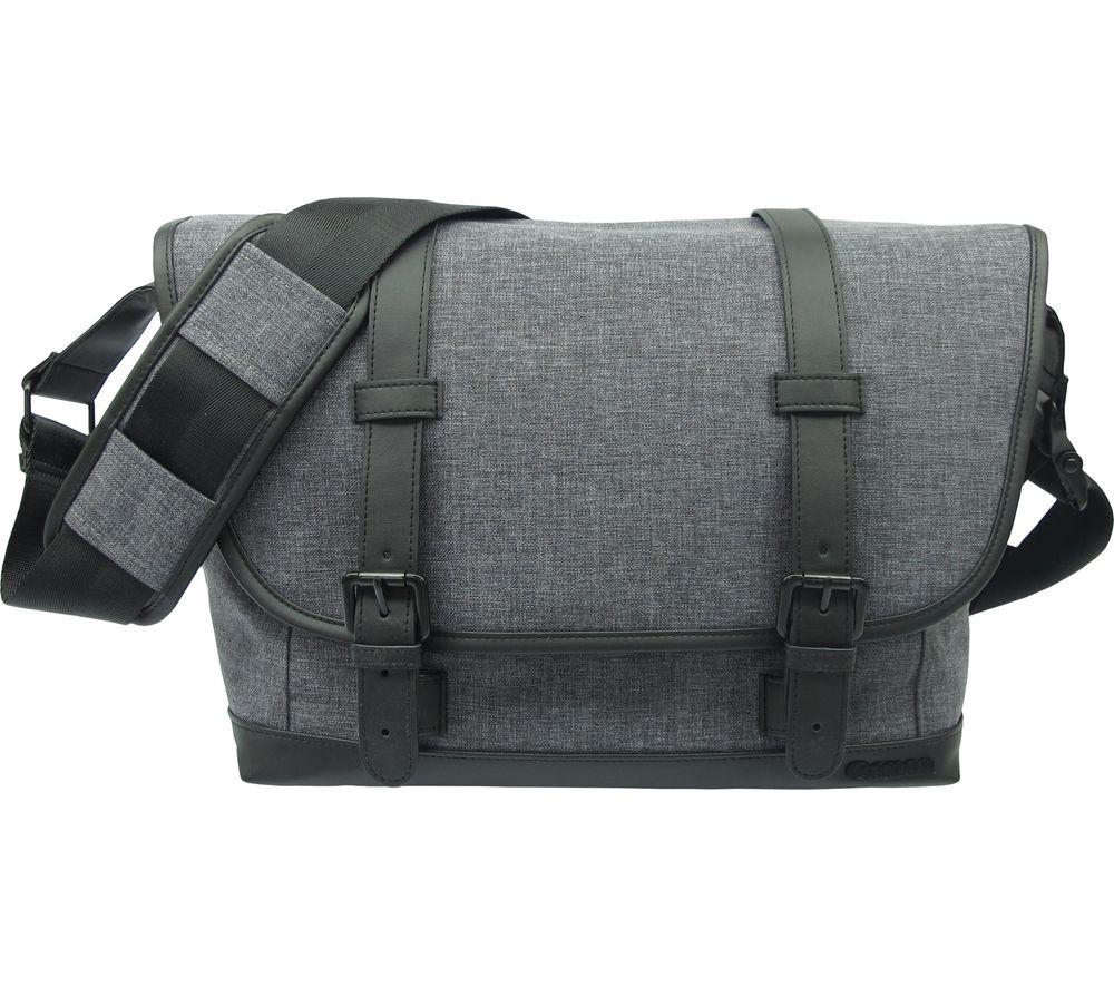 CANON Messenger MS10 DSLR Camera Bag - Grey