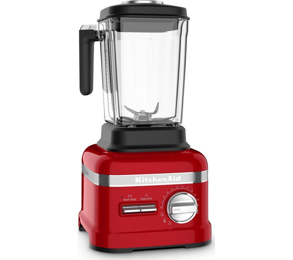 Image of KitchenAid® Artisan® Power Plus Blender Candy Apple Red – 5KSB8270BCA