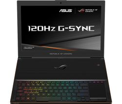 "ASUS Republic of Gamers Zephyrus GX501 15.6"" Gaming Laptop - Black"