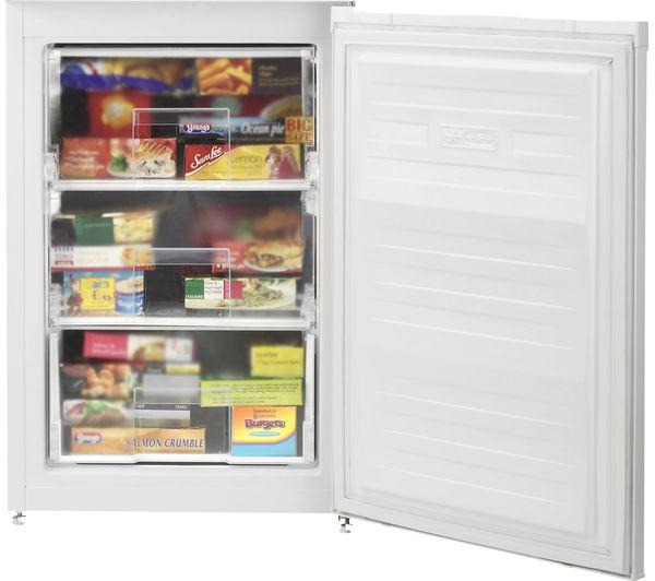 BEKO FXS5043W Undercounter Freezer   White