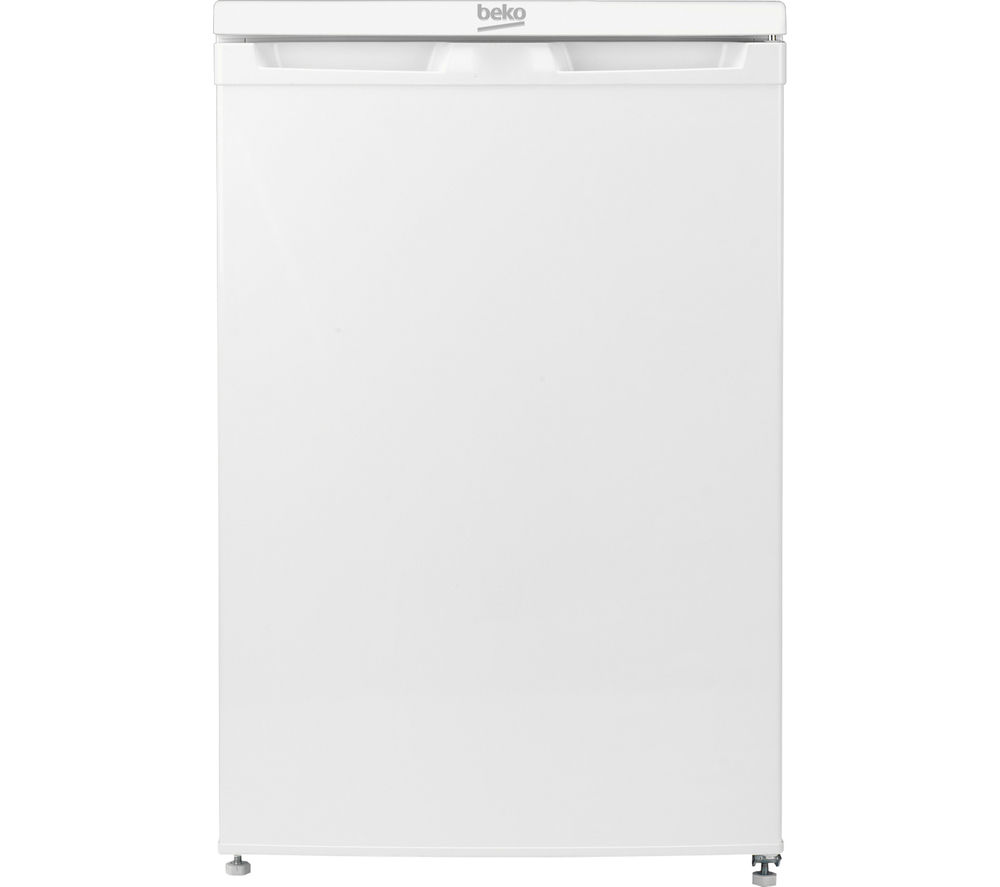BEKO  FXS5043W Undercounter Freezer - White +  WM62125W Washing Machine - White