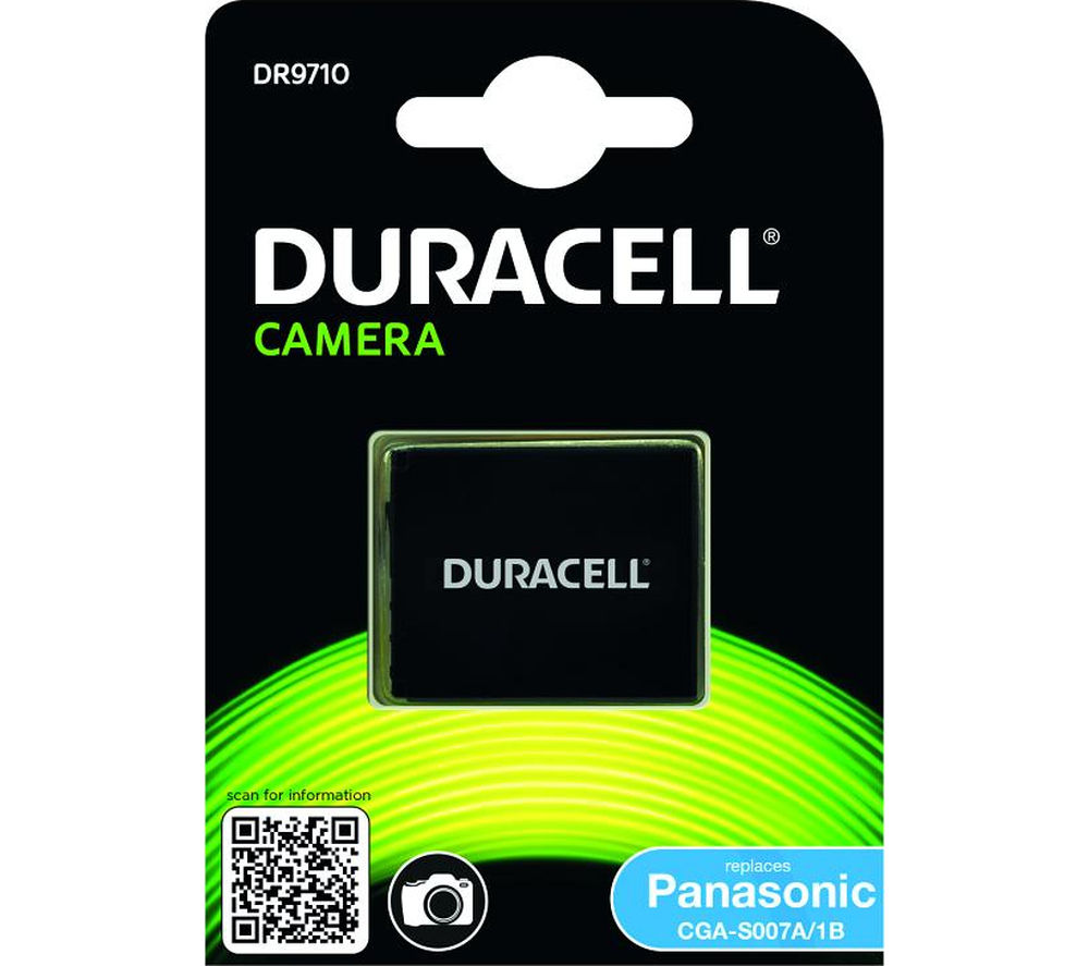 DURACELL DR9710 Lithium-ion Rechargeable Camera Battery