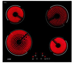 LOGIK LCHOBTC14 Electric Ceramic Hob - Black