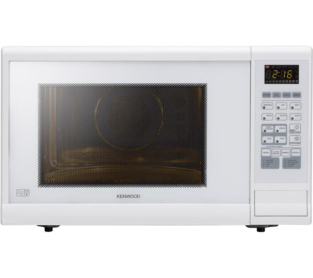 buy kenwood k28cw14 combination microwave white free delivery currys. Black Bedroom Furniture Sets. Home Design Ideas