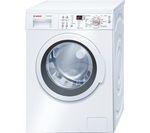 BOSCH WAQ243D1GB Washing Machine - White
