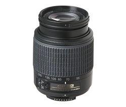 NIKON AF-S DX Zoom-NIKKOR 55-200 mm f/4-5.6G SWM ED Telephoto Zoom Lens