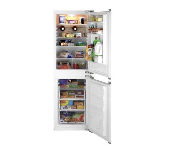 Buy beko bc50f integrated fridge freezer free delivery - Integrated freezer ...