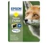EPSON Fox T1284 Yellow Ink Cartridge