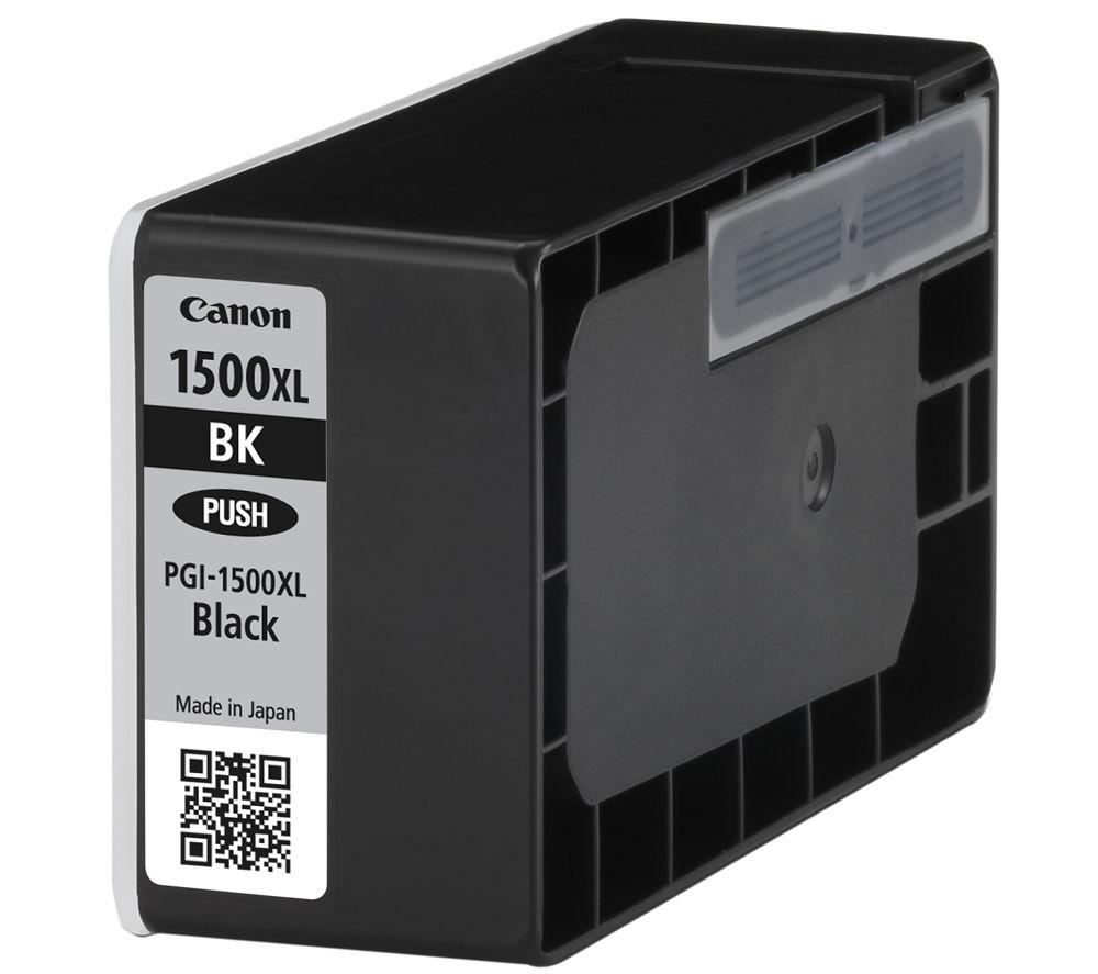 CANON 1500XL Black Ink Cartridge