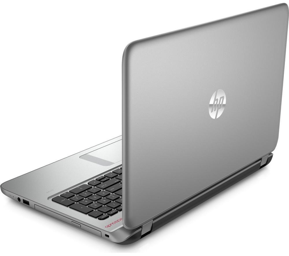 HP ENVY 15k252na 15.6 Touchscreen Laptop  SilverENVY 15k252na 15.6 Touchscreen Laptop  Silver Silver
