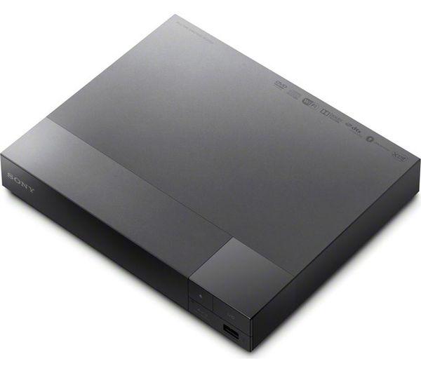 Buy Sony Bdp S3500b Smart Blu Ray Amp Dvd Player Free