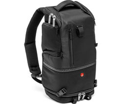 MANFROTTO MB MA-BP-TS Tri S DSLR Camera Backpack - Black