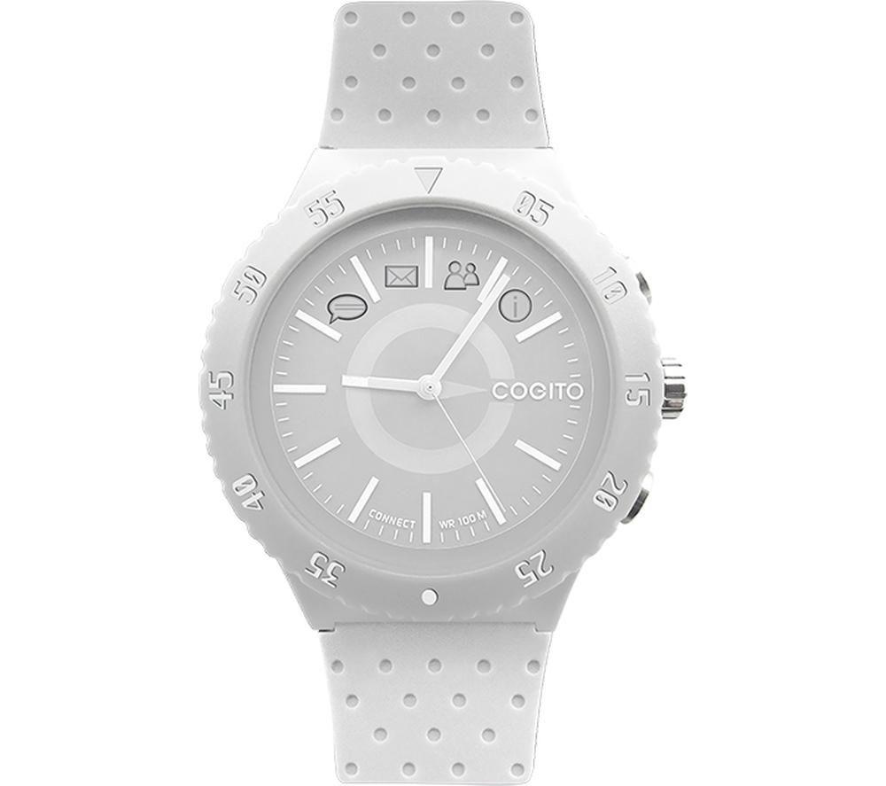 COGITO Pop Smartwatch - White