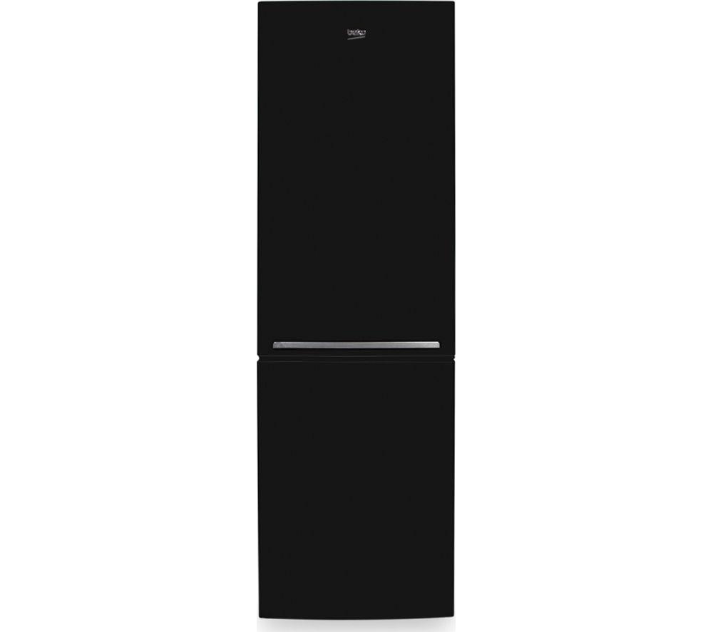 BEKO  CXFG1685B Fridge Freezer  Black Black