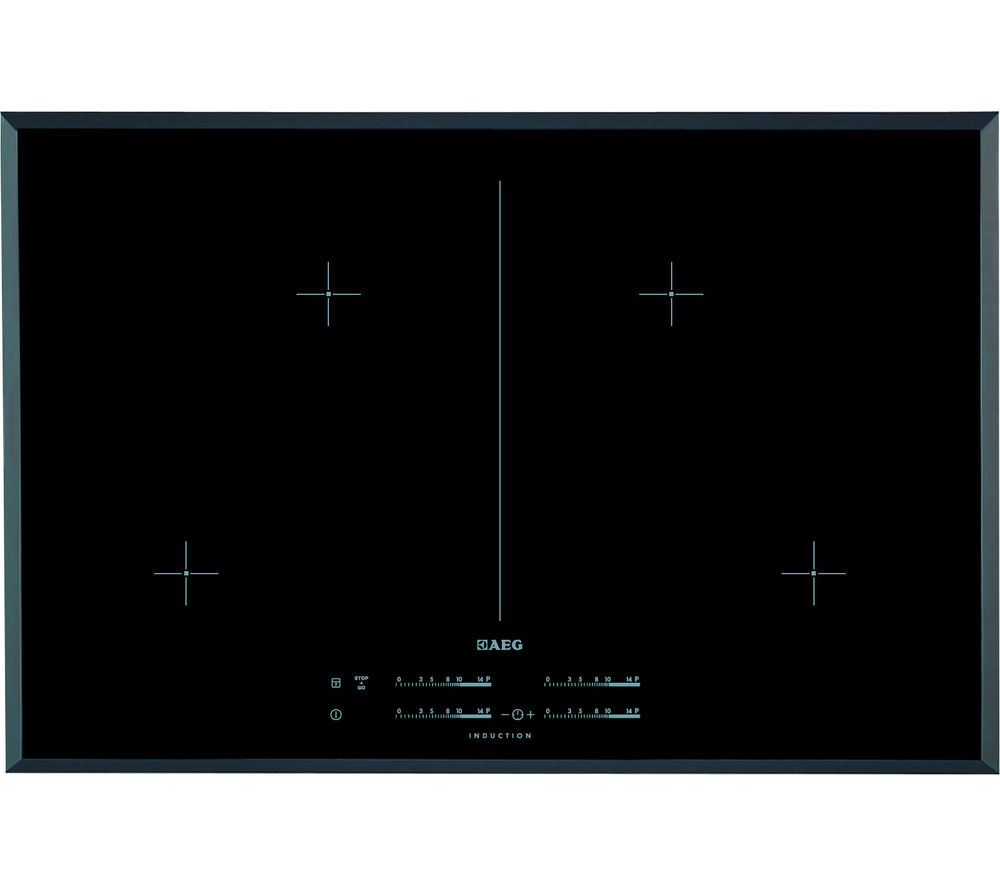aeg hk854400fb hob compare prices at foundem. Black Bedroom Furniture Sets. Home Design Ideas