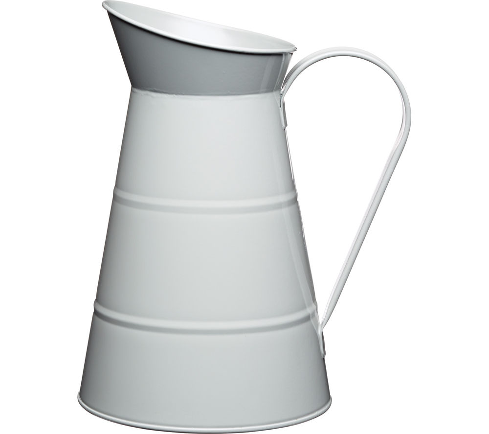 KITCHEN CRAFT Living Nostalgia 2.3-litre Vintage Water Jug- Grey