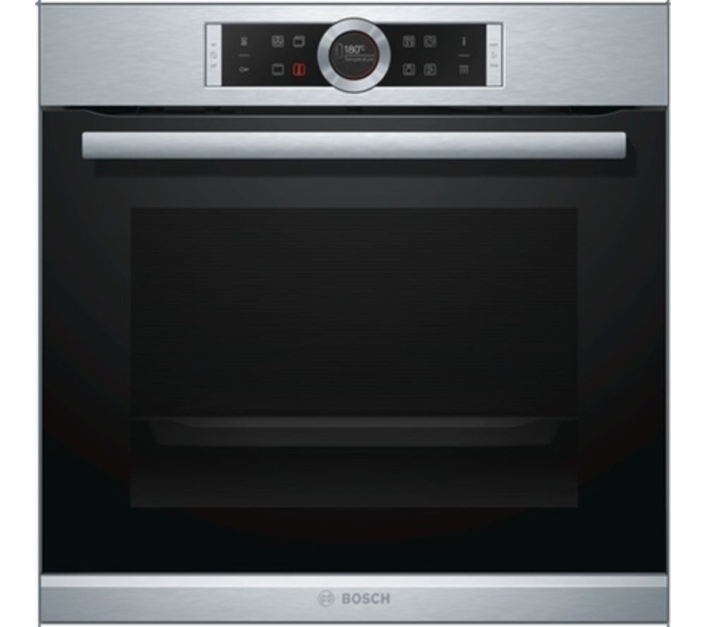 BOSCH  HBG674BS1B Electric Oven  Stainless Steel Stainless Steel