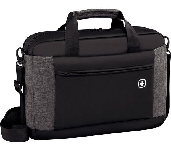 """Image of WENGER Underground 601057 16"""" Laptop Case - Black"""