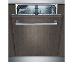 SIEMENS iQ500 SN66P050GB Full-size Integrated Dishwasher