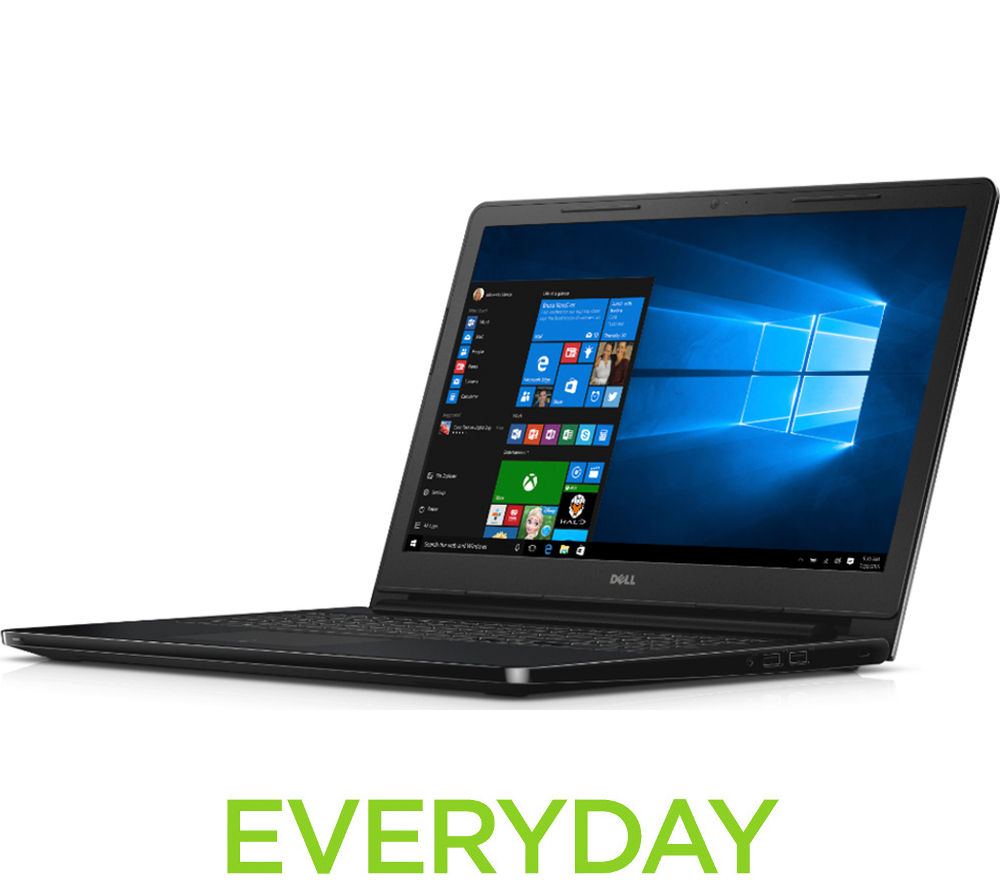 """Image of DELL Inspiron 15-3558 15.6"""" Laptop - Black"""