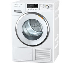MIELE TMR840 WP Heat Pump Tumble Dryer - White