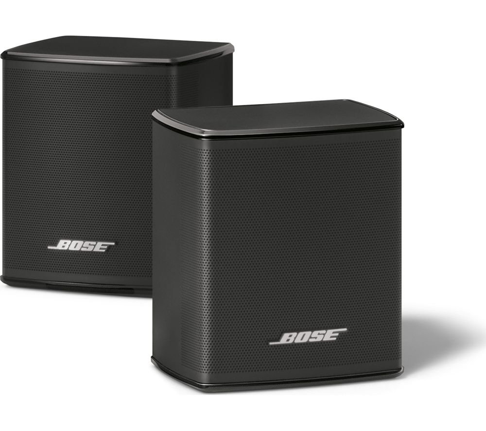 bose virtually invisible 300 wireless home cinema speakers deals pc world. Black Bedroom Furniture Sets. Home Design Ideas