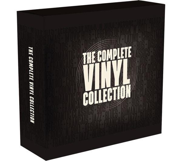 Buy Denver The Complete Vinyl Collection Portable Usb