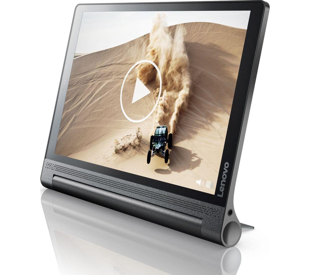 """LENOVO Yoga Tab 3 Plus 10.1"""" Tablet - 32 GB, Black"""