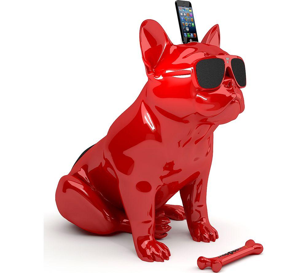 JARRE Aerobull HD Wireless Speaker Dock - Red